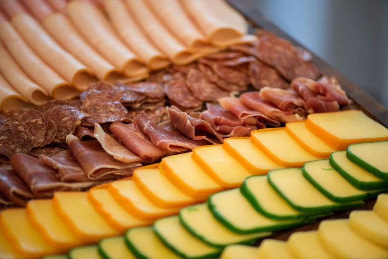 Casa Gangotena Brunch with Artisanal Cheeses and Cold Cuts