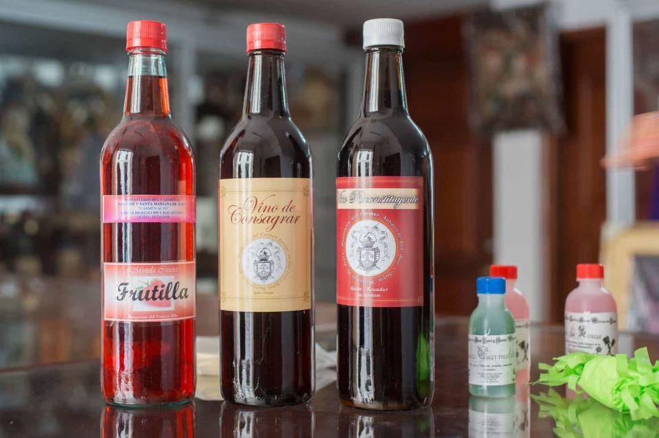 Wine from Carmen Alto