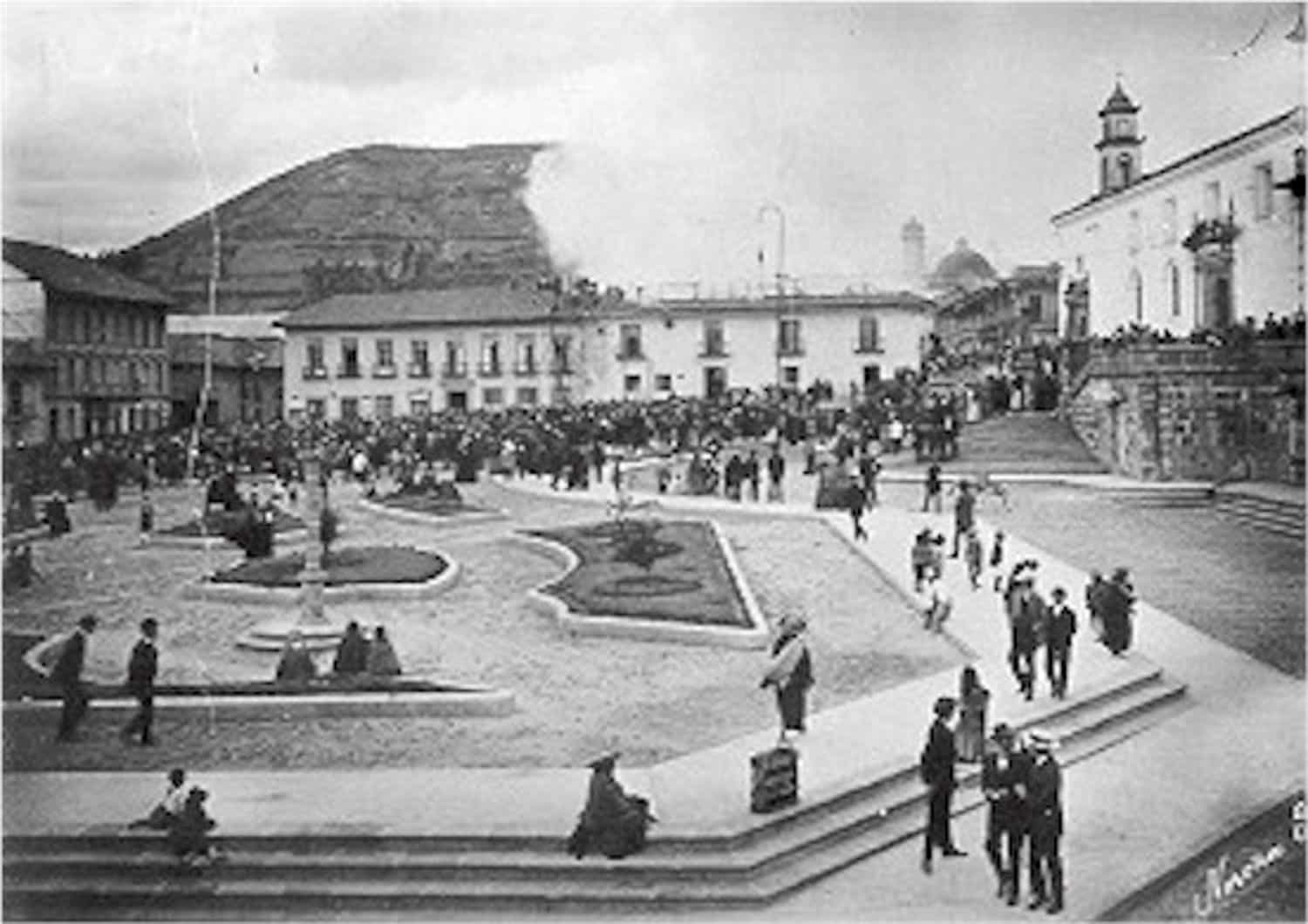 History of San Francisco Plaza