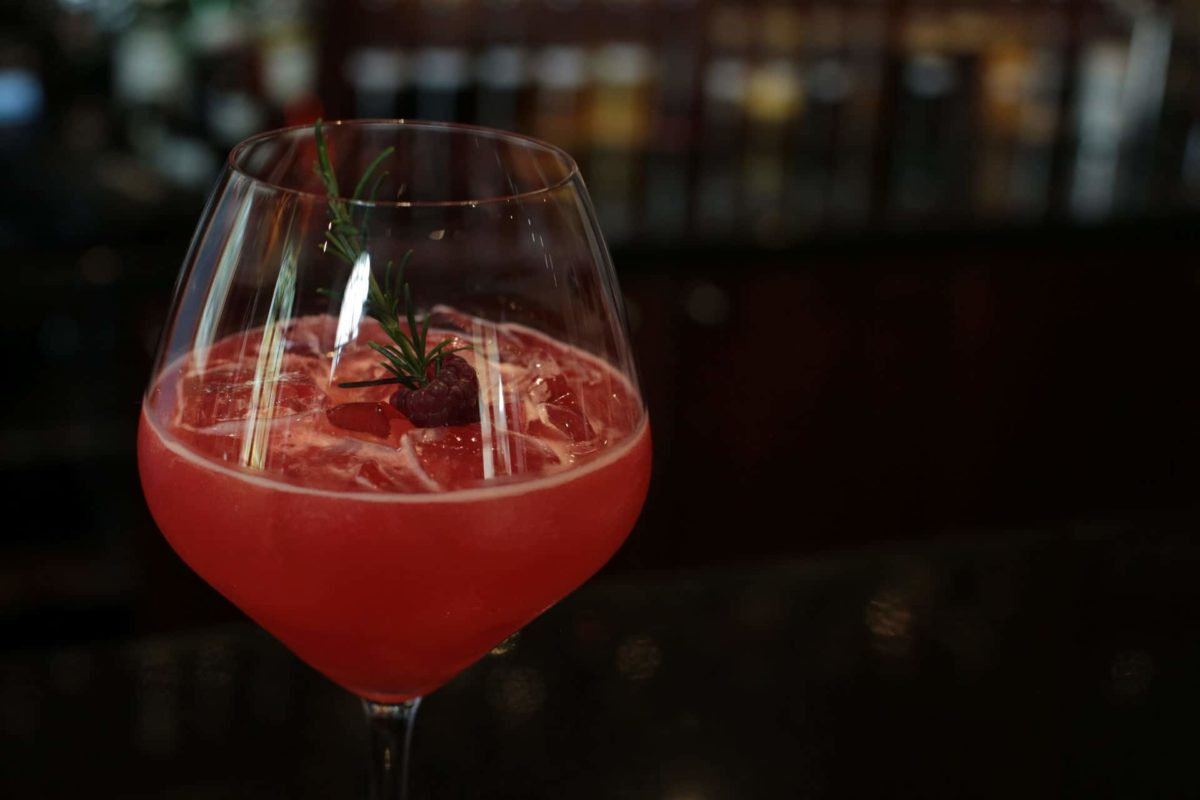 Zarza de monte cocktail