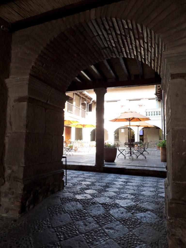 Casa del Alabado museum