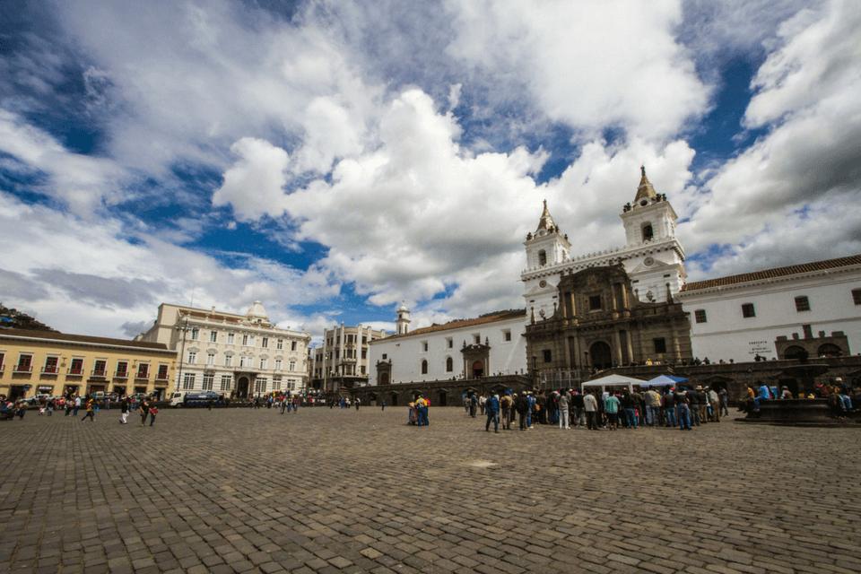 Iglesia San Francisco de Quito