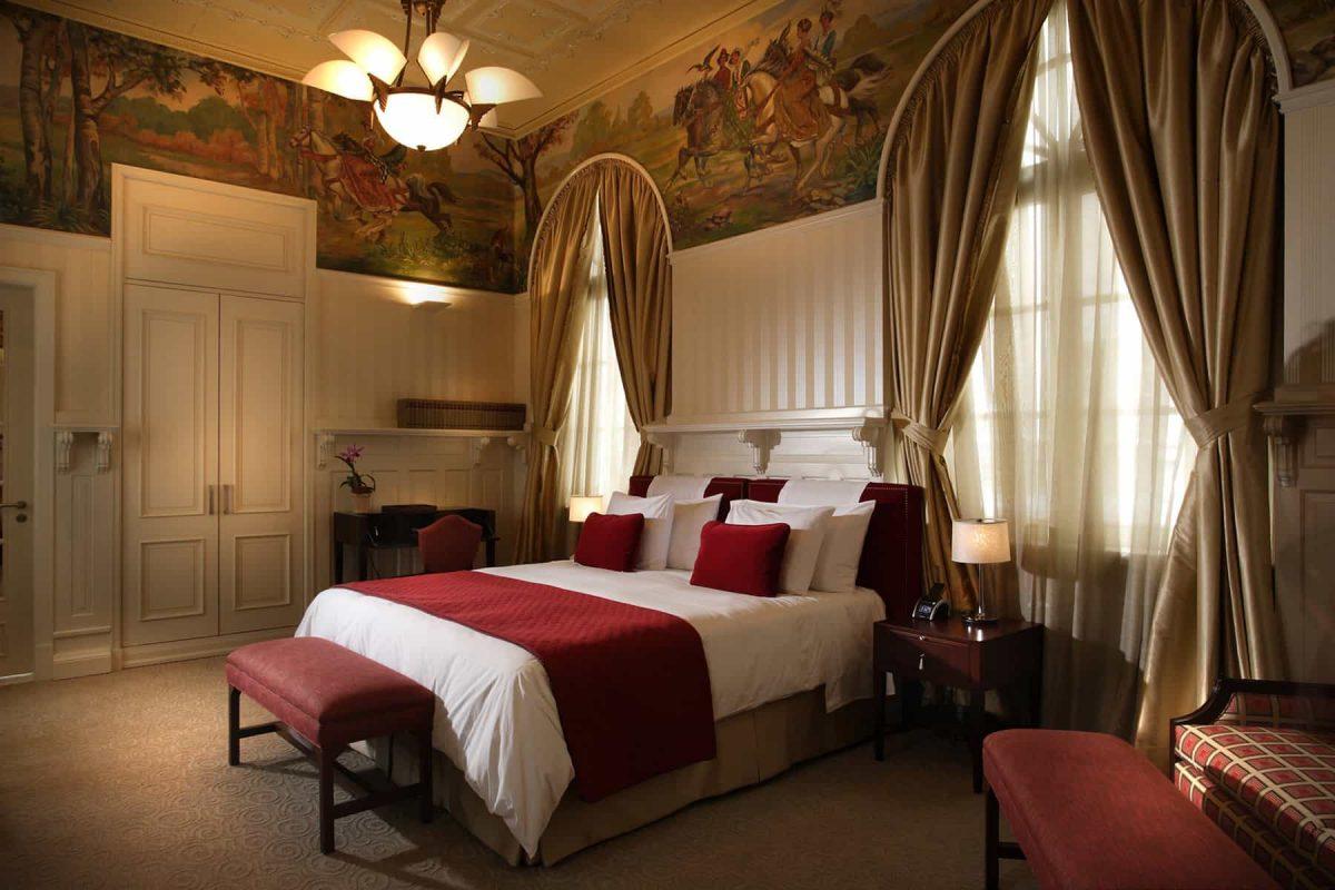 Casa Gangotena's junior suite