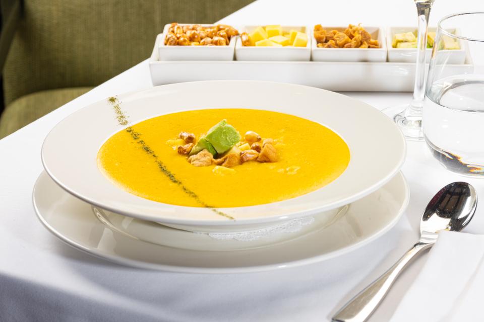 Cocina Mestiza-style Locro