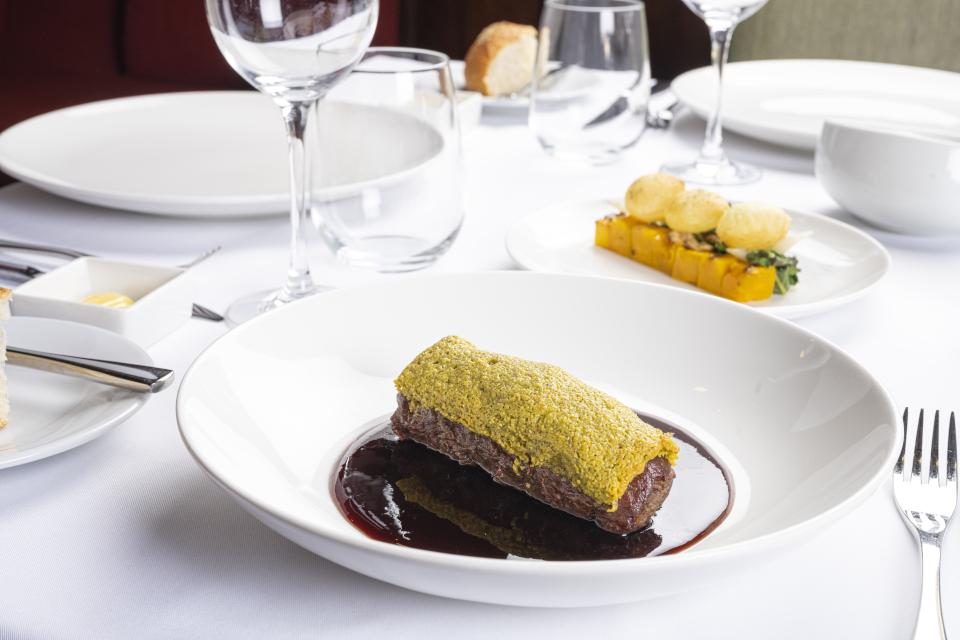 Cocina Mestiza-style Lamb