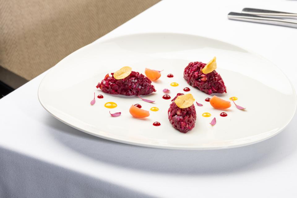Beet Tartare - Cocina Mestiza