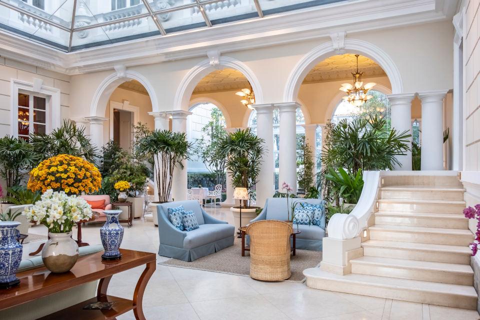 Por qu es casa gangotena uno de los hoteles m s for Uno casa design