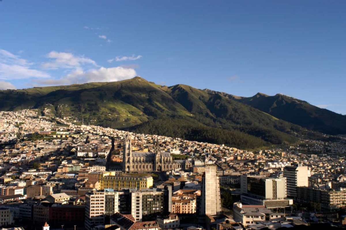 Quito Colonial