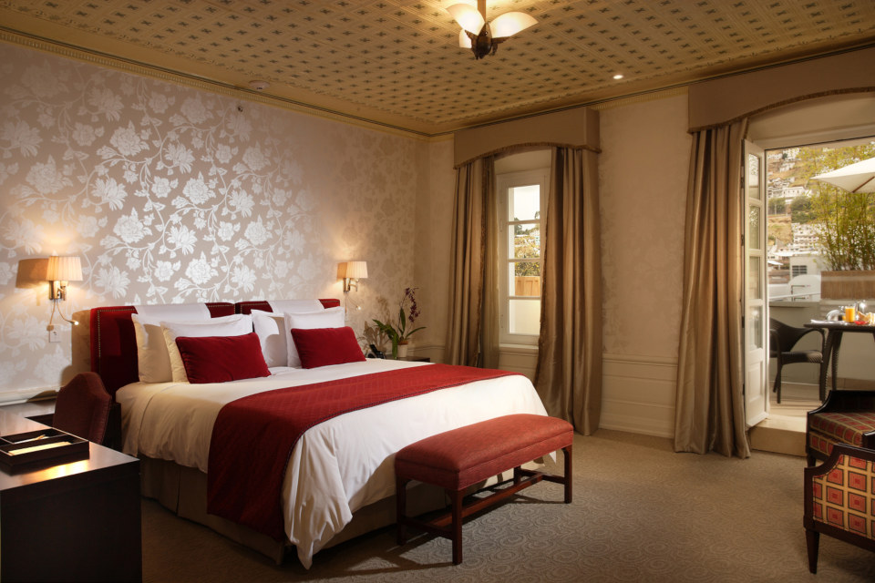 Luxury Room at Casa Gangotena in Quito