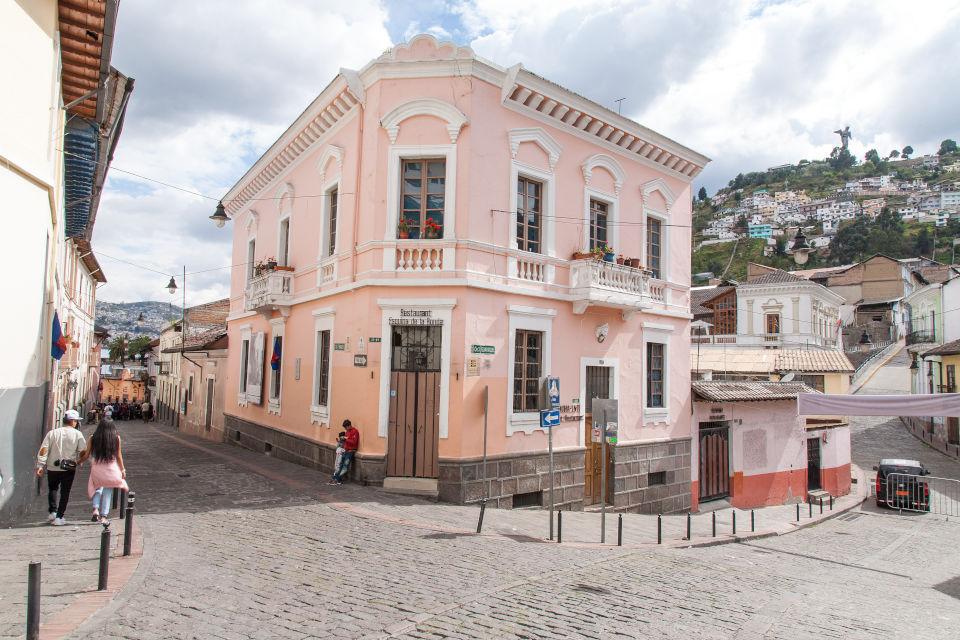 La Ronda Street in Quito