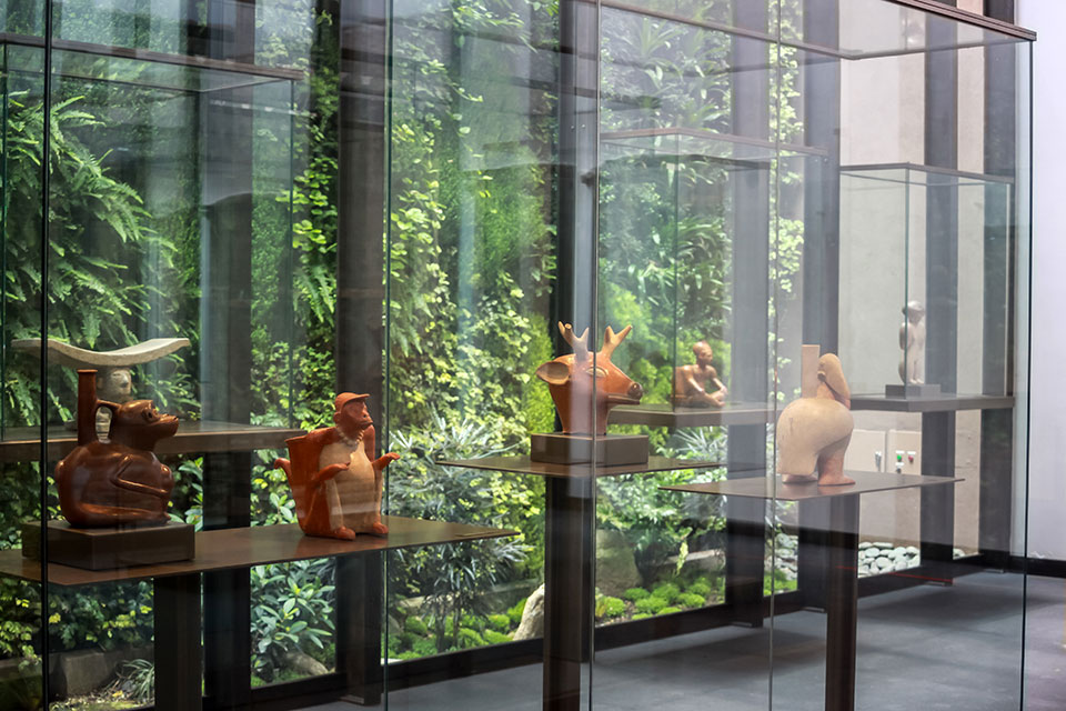 Casa del Alabado Museum in Quito