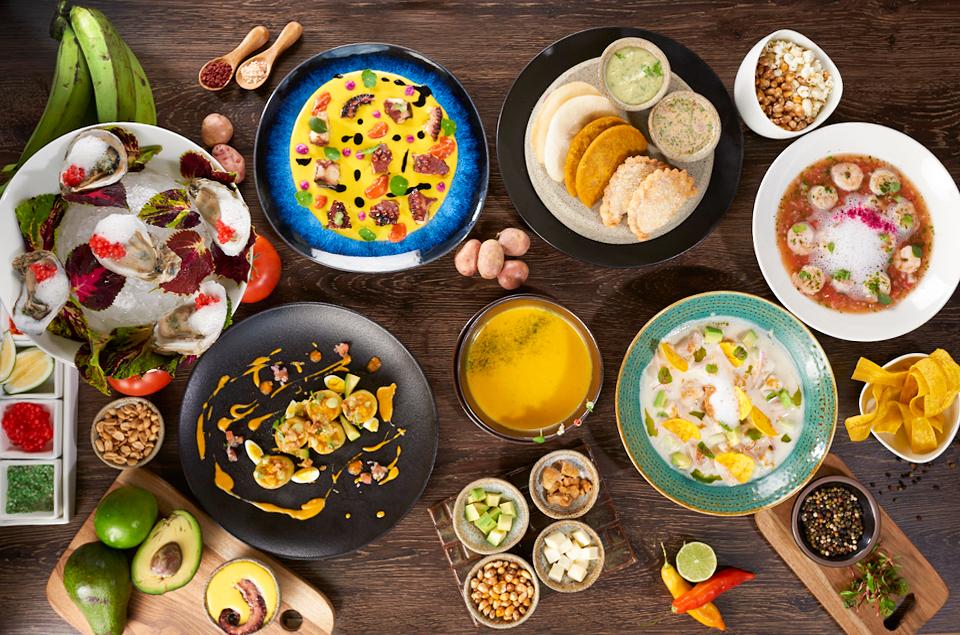 La Cocina Mestiza de Casa Gangotena