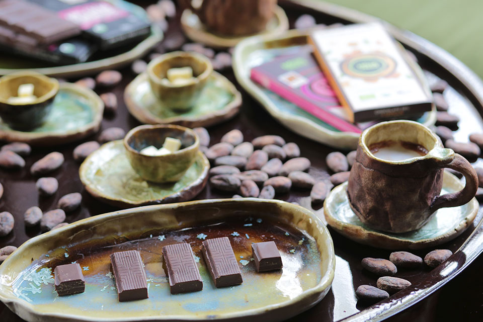 Chocolate Tasting at Casa Gangotena