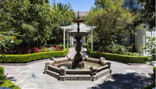Jardín de Casa Gangotena