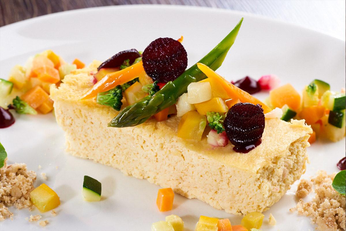 Casa Gangotena's modern interpretation of traditional Ecuadorian cuisine