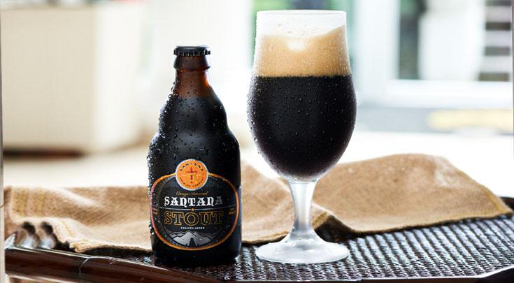 Cerveza Stout de Santana, disponible a domicilio con tu pedido Mikuy