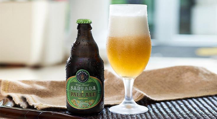 Cerveza Pale Ale de Santana, disponible a domicilio con tu pedido Mikuy