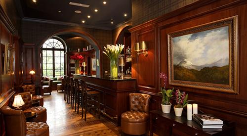 Casa Gangotena Bar