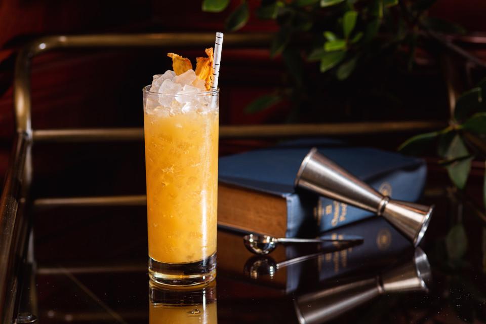 Homage by Casa Gangotena presents The Cremoso cocktail